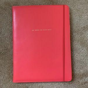 Kate Spade Notebook Folio